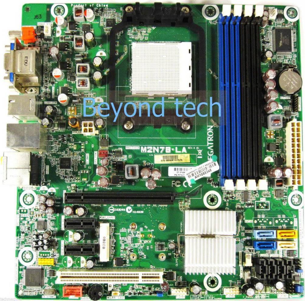 HP 573400-001 motherboard