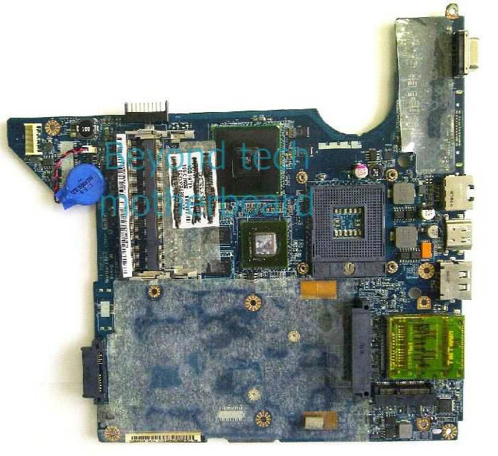 HP 577512-001 motherboard for laptop CQ40