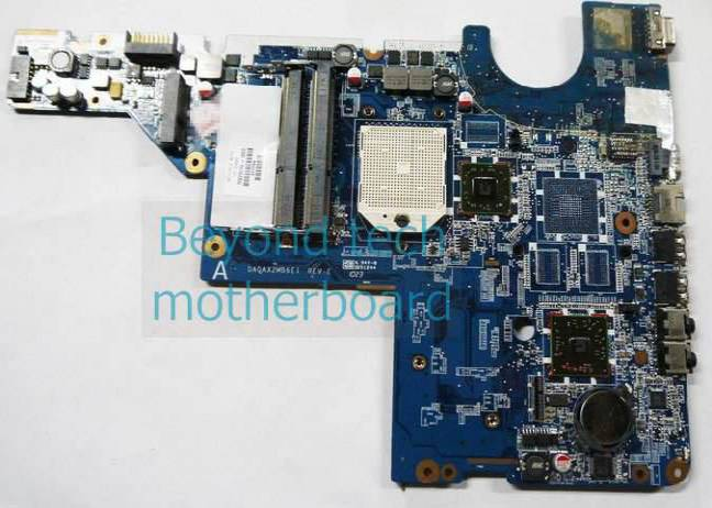 639266-001 motherboard for HP G42 CQ42 laptop