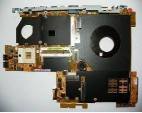 Asus N81VP motherboard