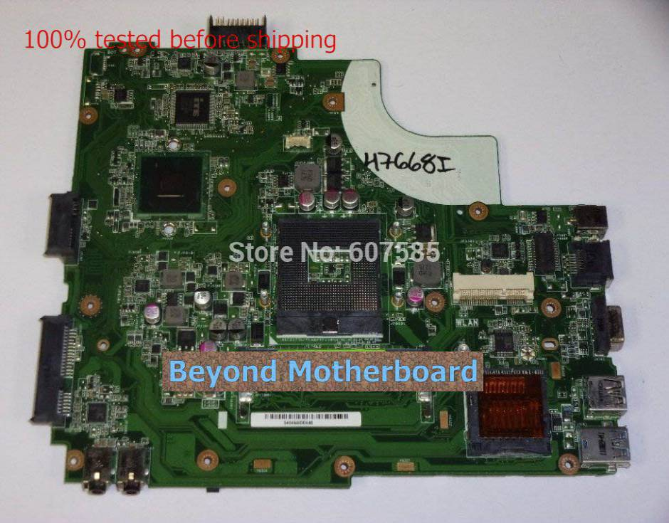 Asus X44L motherboard