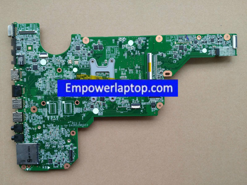 HP 697230-001 G6 G6-2000 E2-1800 Motherboard