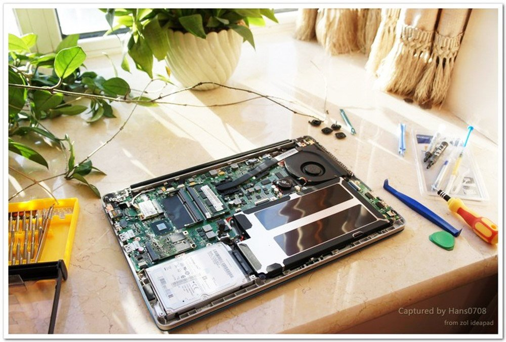 Disassembly Guide for Lenovo IdeaPad U410