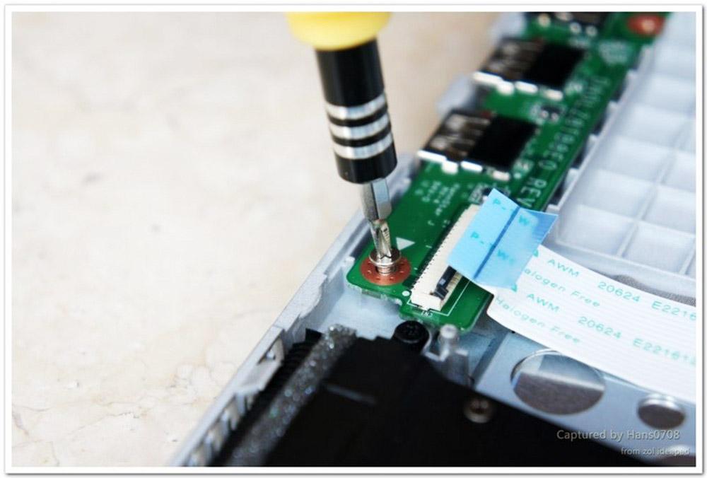 Disassembly Guide for Lenovo IdeaPad U410