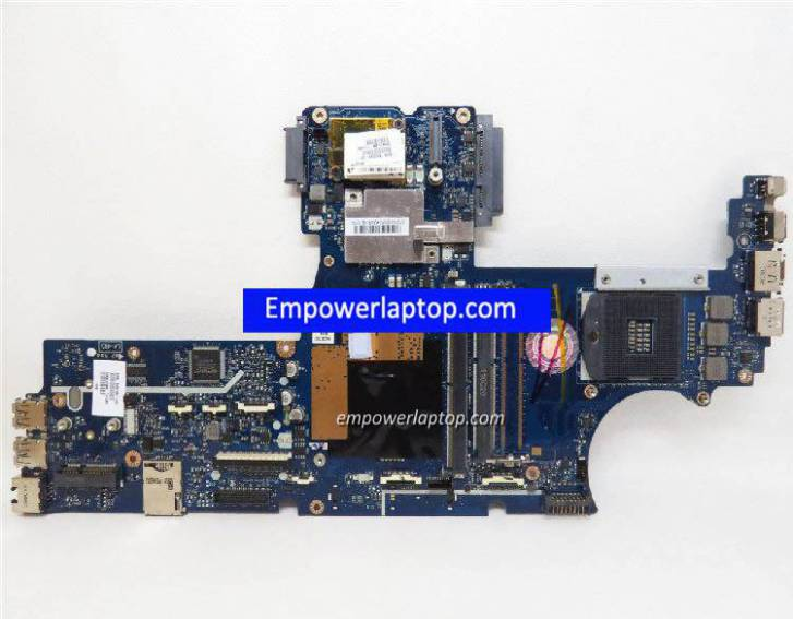 HP EliteBook 8540P LA-4951P 595764-001 Motherboard