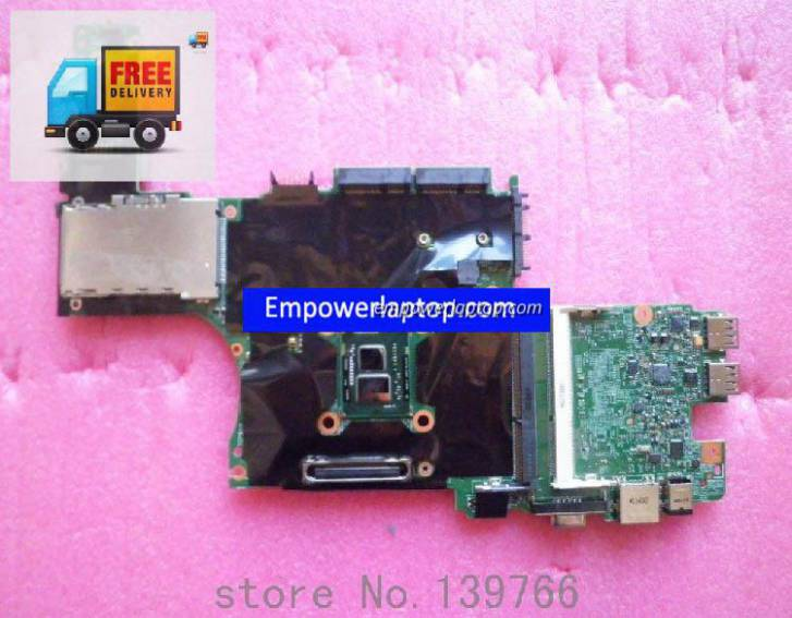HP 636544-001 2740P Motherboard