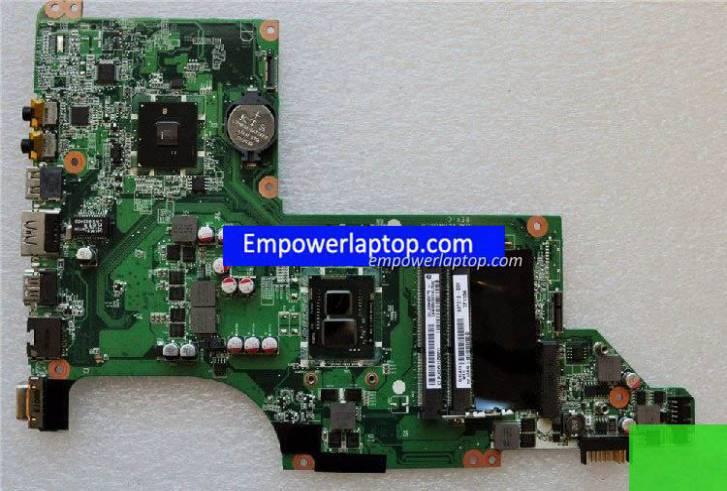 HP DV6 DV6-3000 sur la carte mère 637212-001