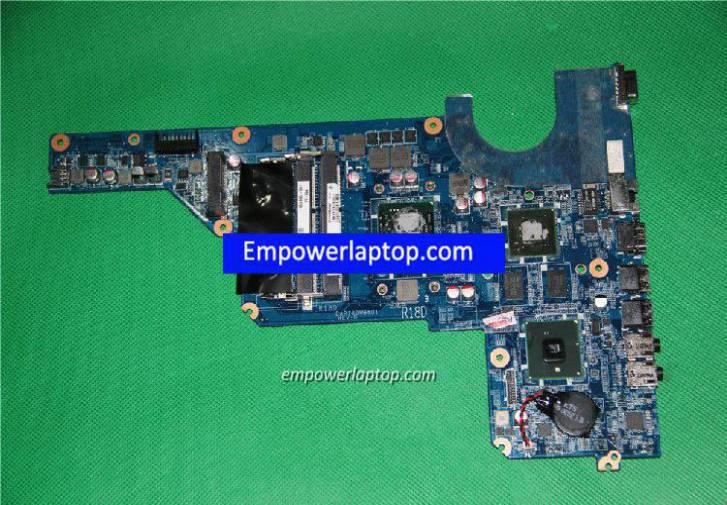 HP G4 G6 G7 Core 655985-001 Motherboard