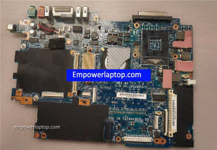 Sony A8068279A MBX-86 08-20S200321 Motherboard