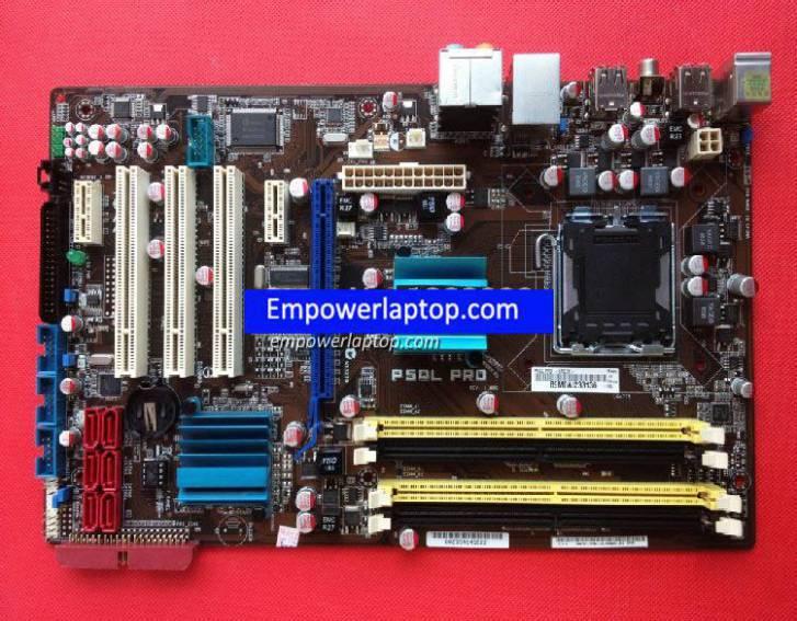 Asus P5QL Motherboard