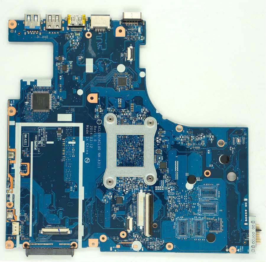 1ea7059b5d9 Lenovo G50-30 NM-A311 N3540 CPU Motherboard