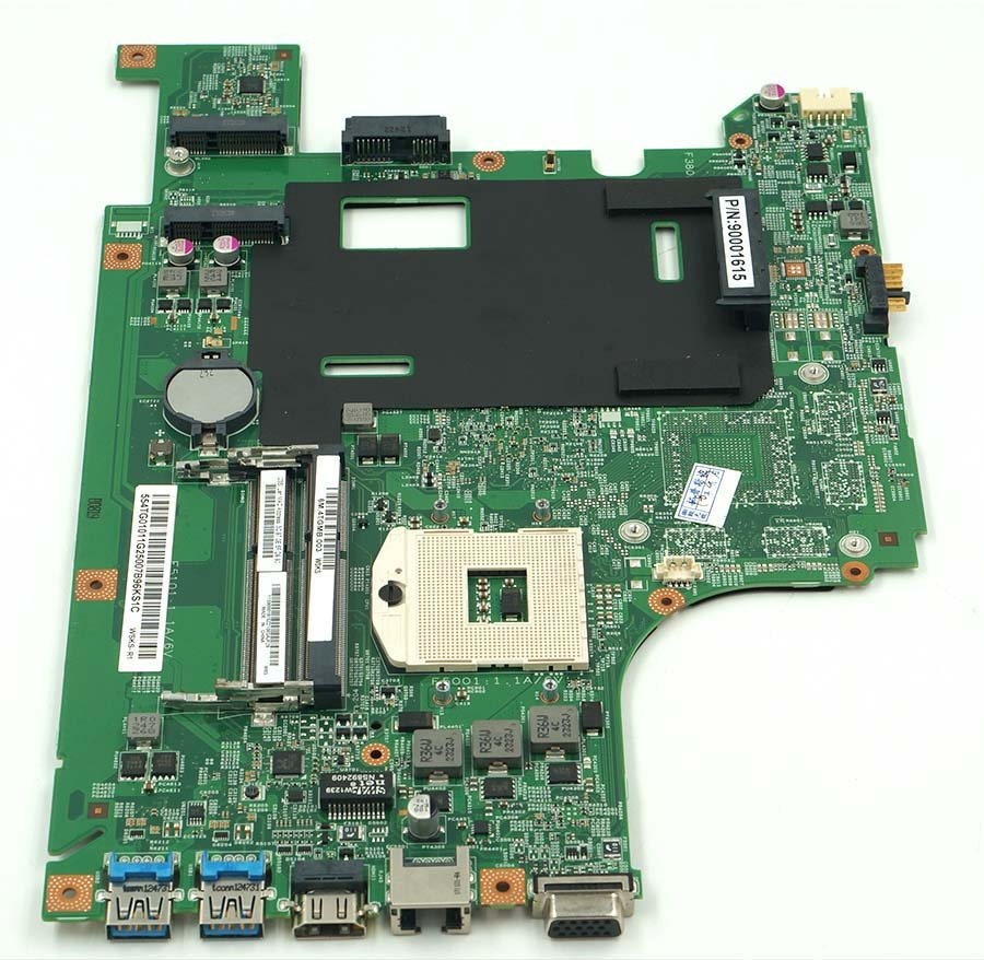 Lenovo B490 Schematic Diagram