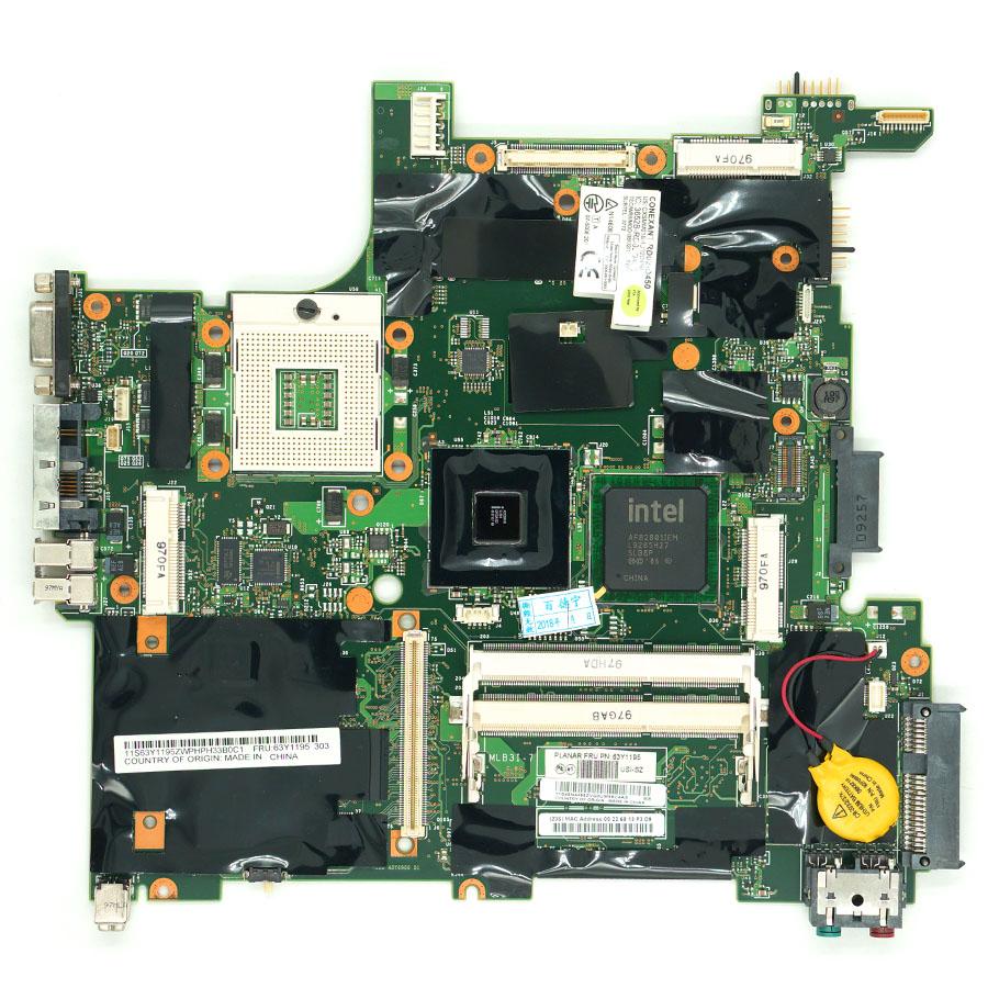 Lenovo T400 R400 Motherboard