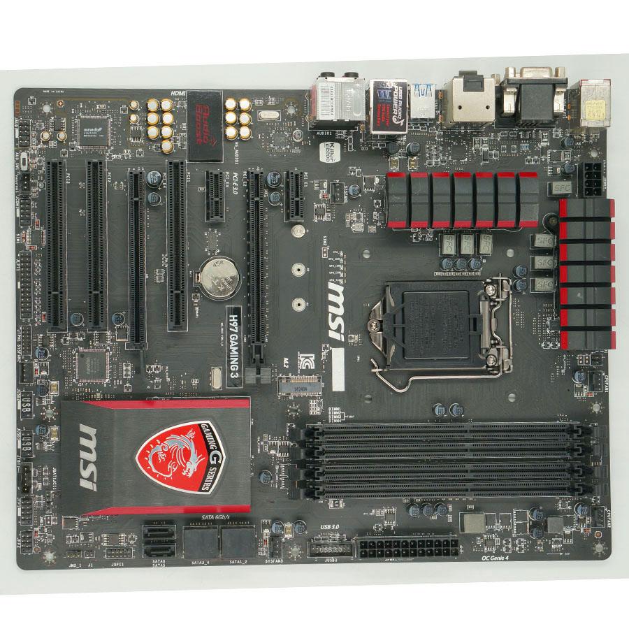 MSI Z97 GAMING 3 disposant de 7 port pci donc 2 en PCI 3