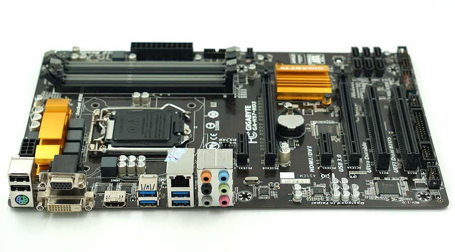 LGA 1150 For Intel H97 Gigabyte GA-H97-HD3 Motherboard DDR3 USB3.0 32GB H97 HD3