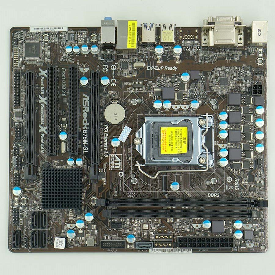 Asrock B75M-GL Intel Chipset Driver for Windows