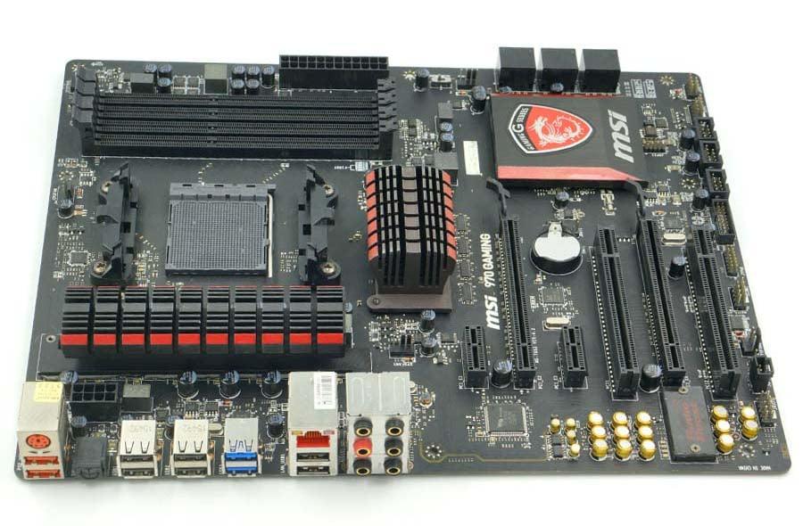carte mère msi 970 gaming MSI 970 GAMING motherboard 970 AM3 ATX
