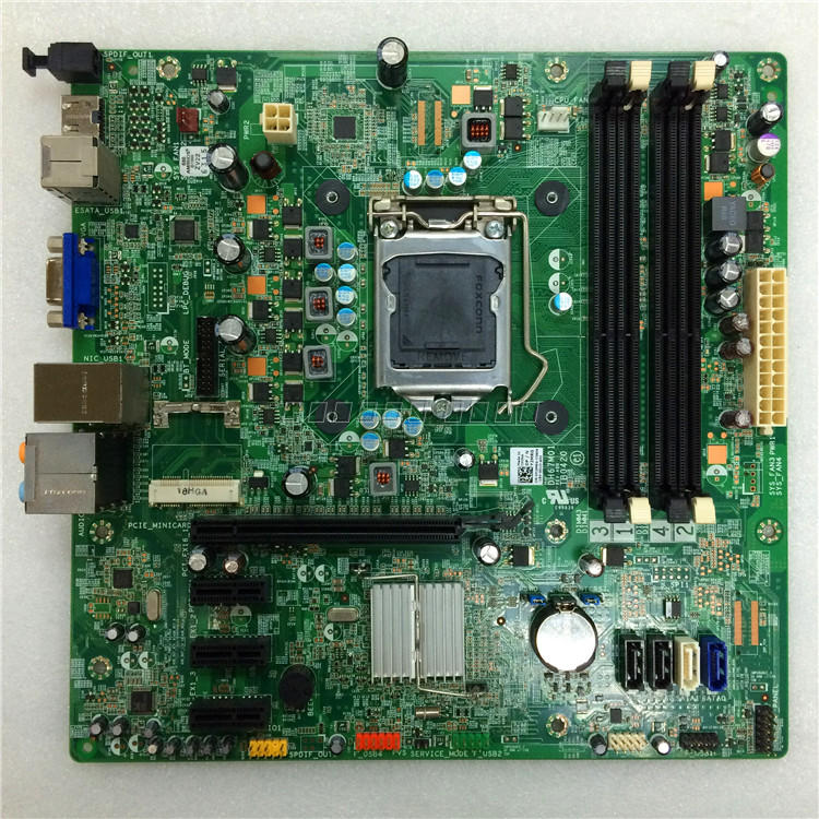 Inspirational Xps 8300 Motherboard