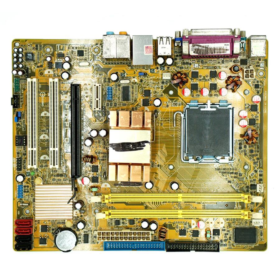 Select Asus Motherboard P5KPL-CM driver for download