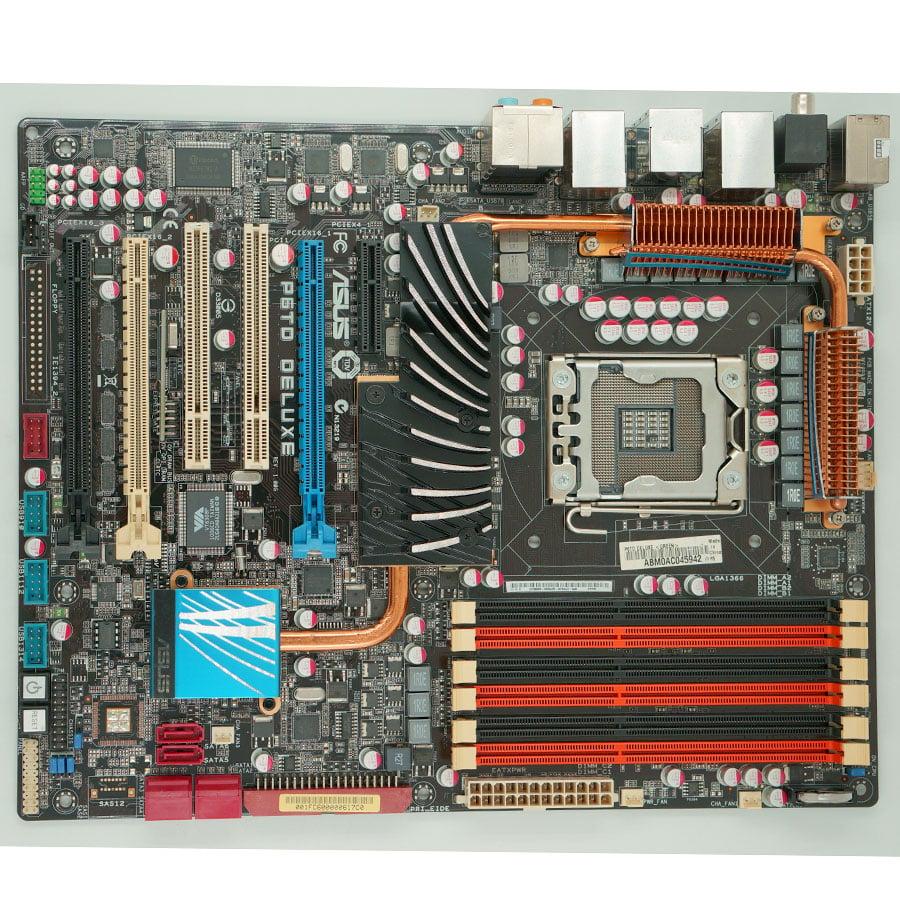 Asus P6TD Deluxe X58 LGA 1366 ATX motherboard