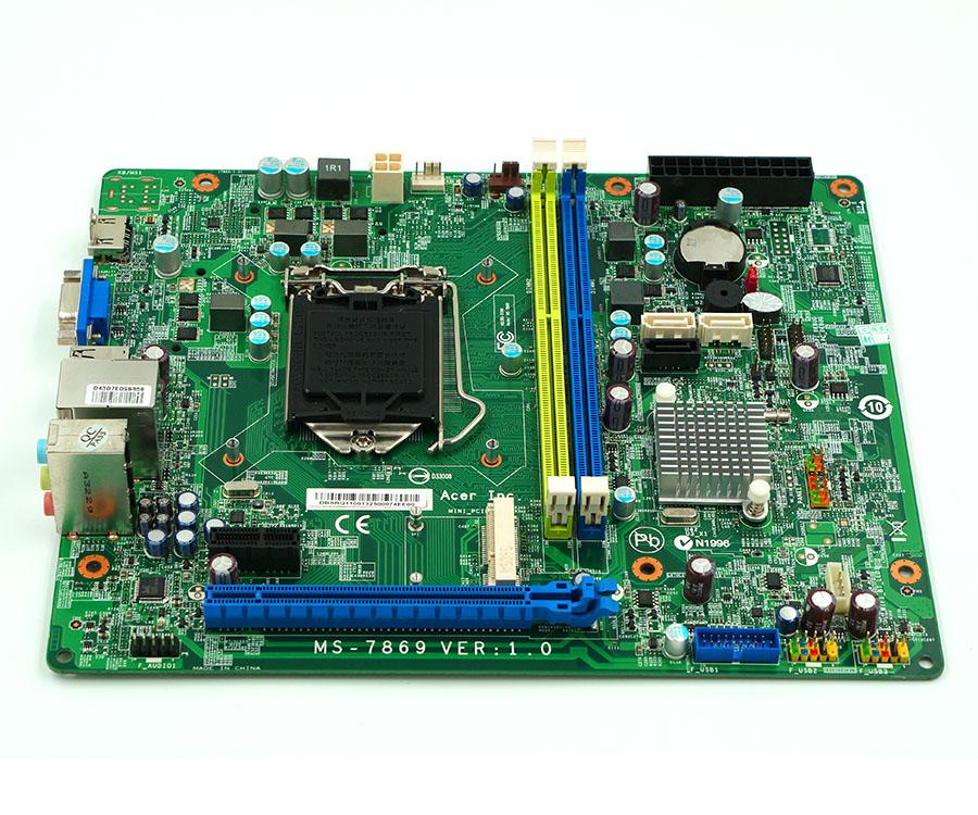 ACER TC-605 TC-705 SX2885 Desktop Motherboard MS-7869 DBSRRCN001 LGA1150 Mainboard 100%tested fully work