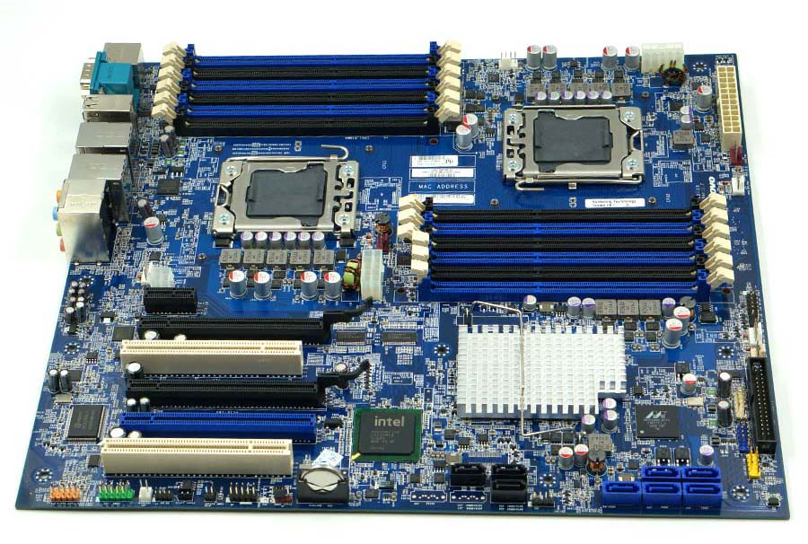 Lenovo Motherboard 71y8826 Thinkstation D20 X58 Lga1366