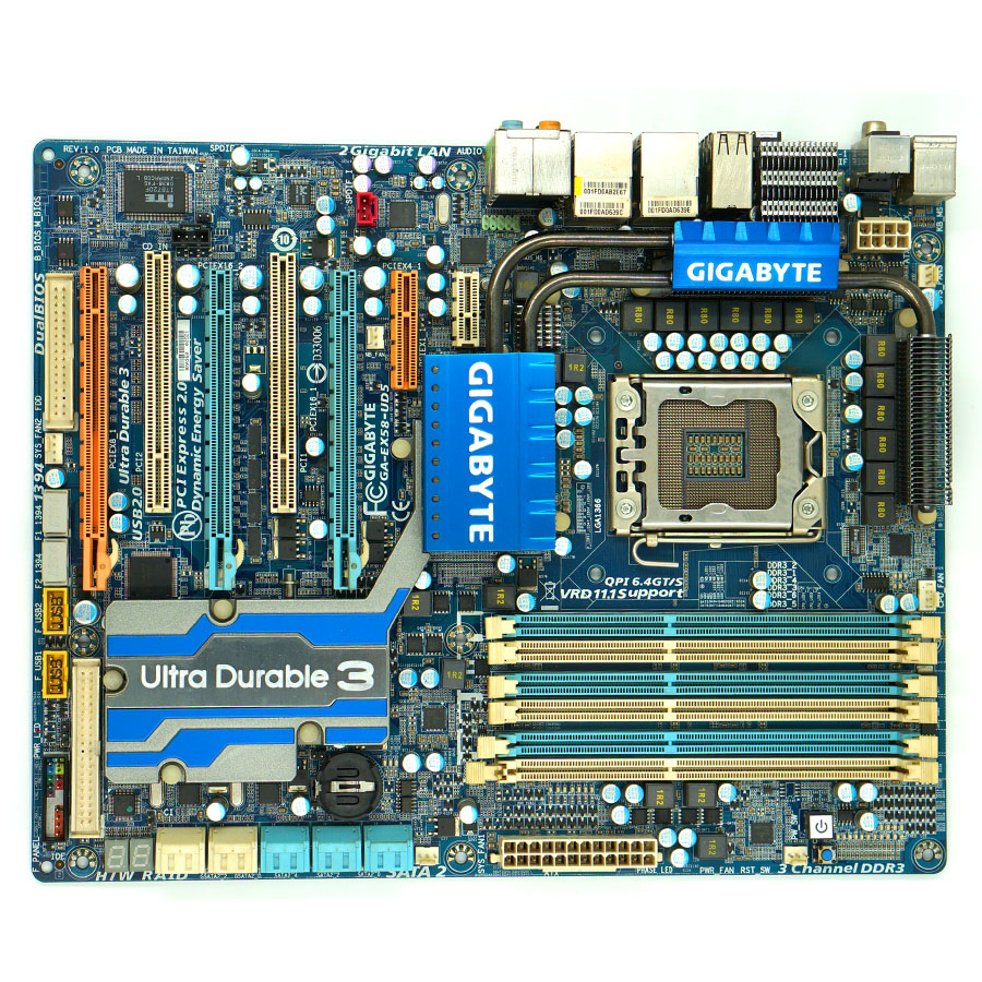 Gigabyte GA-X58A-UD5 SATA2 Drivers for Mac Download