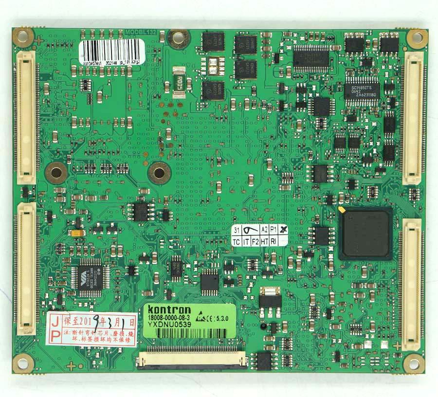 18008-0000-08-3 industrial motherboard