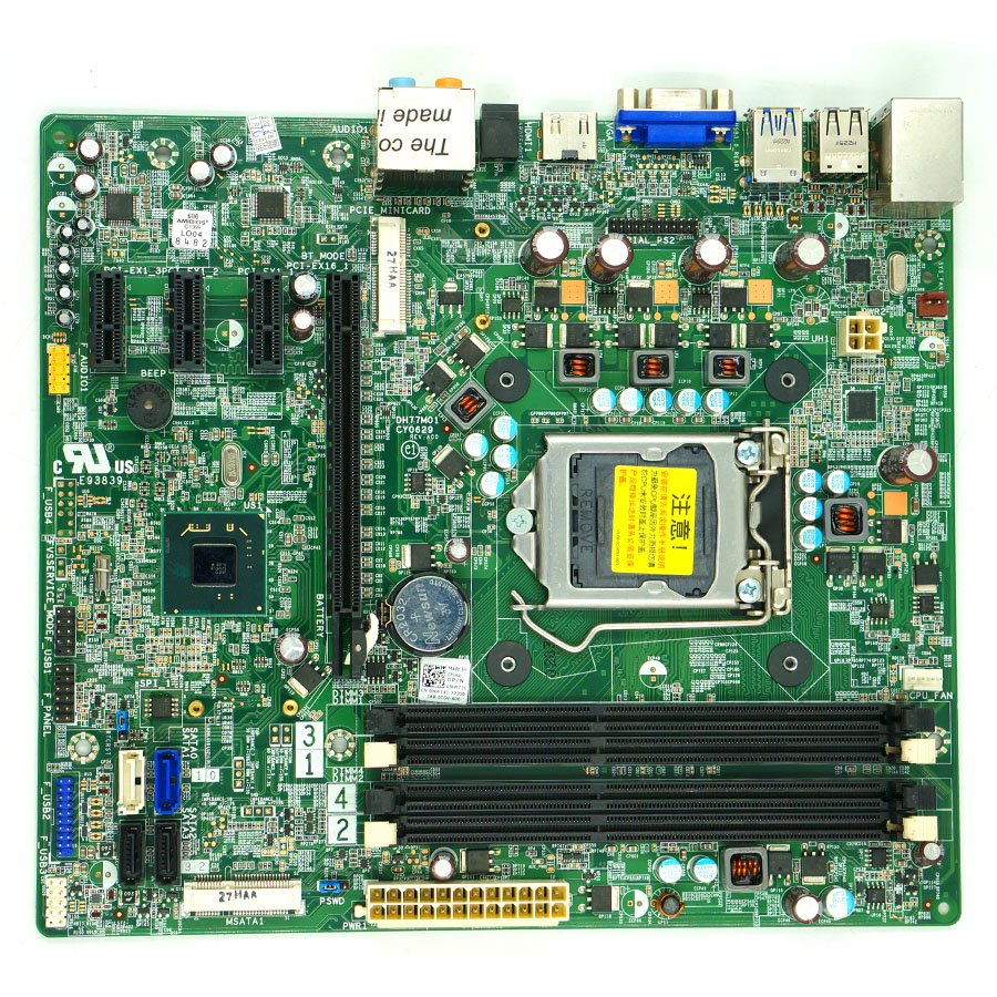 dell xps series 8500 dh77m01 cn 0yjpt1 yjpt1 lga1155 h77 ddr3 rh empowerlaptop com dell xps 8300 motherboard manual dell xps 8500 motherboard drivers