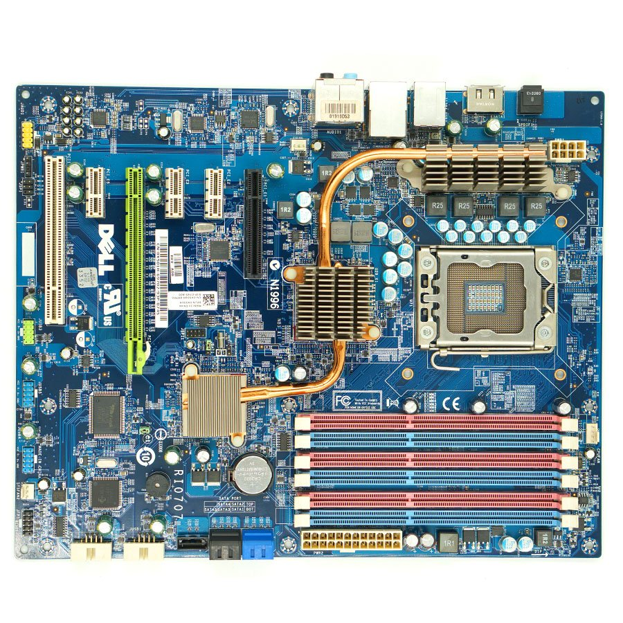 Dell Motherboard X501H No CPU