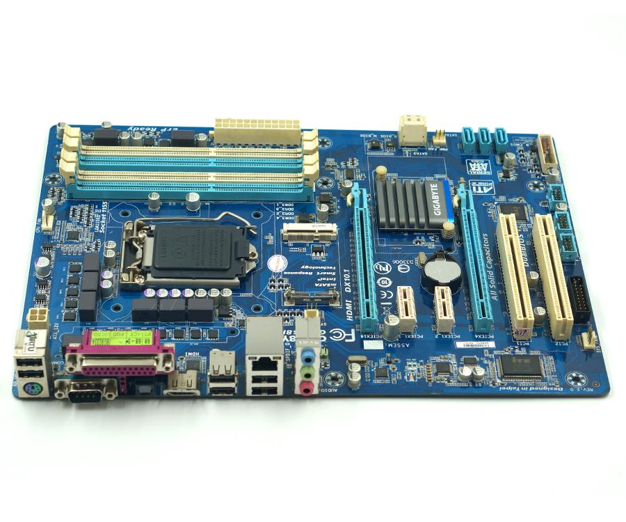 Gigabyte GA-Z68P-DS3 Used Desktop Motherboard Z68P-DS3 Z68 LGA 1155 i3 i5 i7 DDR3 32G SATA3 ATX