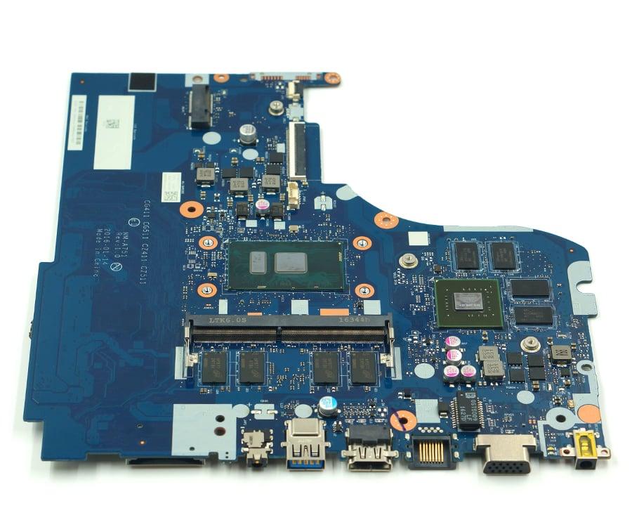 For Lenovo IdeaPad 510-ISK Laptop Motherboard 5B20L37502 NM-A751 SR2EZ i7-6500U N16S-GTR-S-A2 DDR4 Excellent quanlity