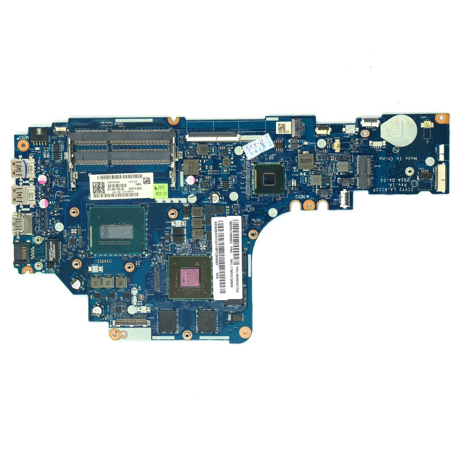 Lenovo 5B20F78873 TOUCH Y50-70 LA-B111P Motherboard