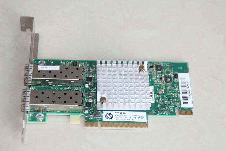 Adapter HP 718904-B21 ETHERNET 10GB 2-Port 570SFP