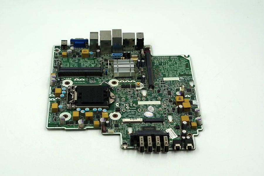 HP 8300 Elite USDT deska Q77 LGA115X 656939-001 711787-001 / 501/601 656937-002 Motherboard