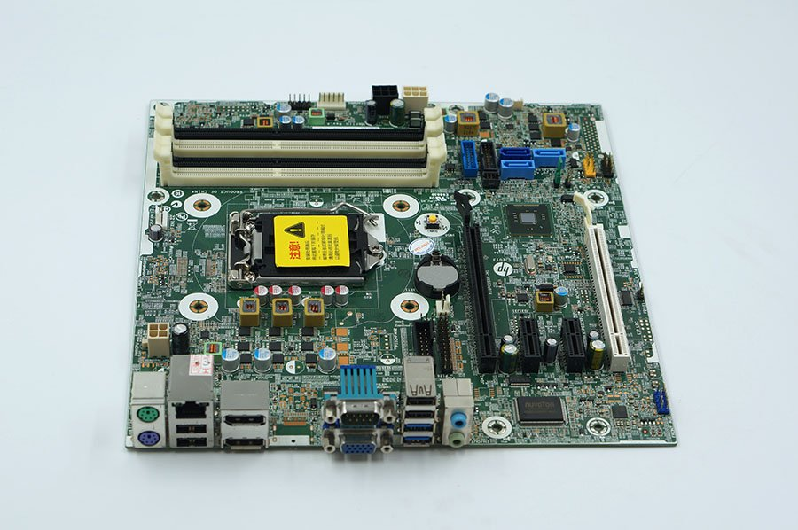 796108-001 Para HP EliteDesk 800 G1 SFF escritorio placa madre 696549-003 LG1150 Mainboard 100% de trabajo completamente