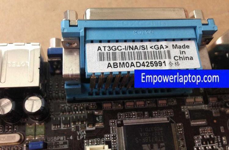Asus AT3GC-I/NA/SI 945GC Dual Core Atom 330 Low Energy Mini Board 17*17 Server motherboard