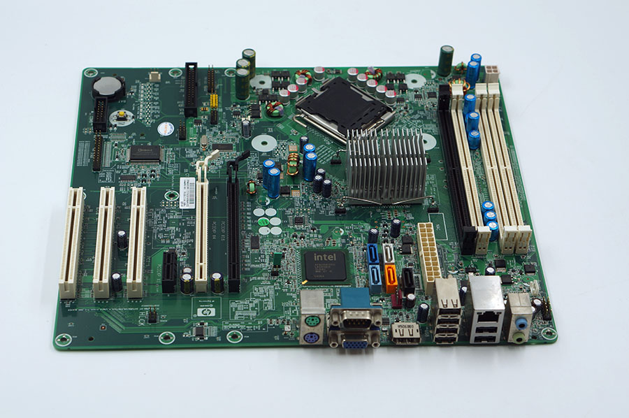 HP DC7900 CMT desktop motherboard Q45 460963-002 462431-001 DDR2 mainboard 100% tested