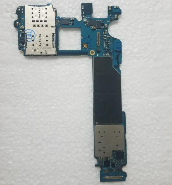 Cell phone motherboard