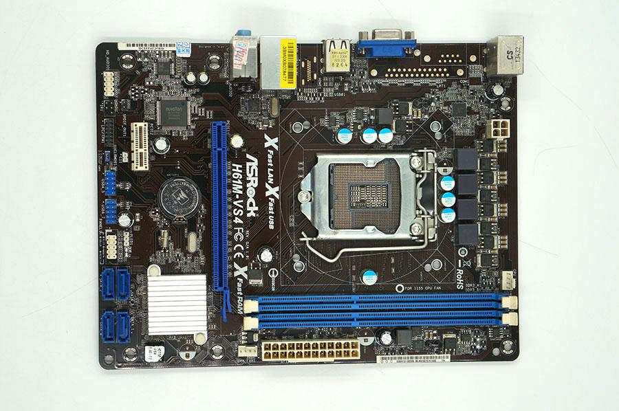 Asrock Asrock H61M-VS4 LGA 1155 RAM moederbord