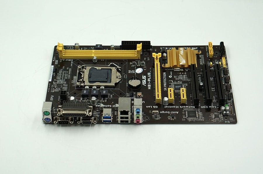 Asus H81-PLUS LGA1150 Intel H81 motherboard