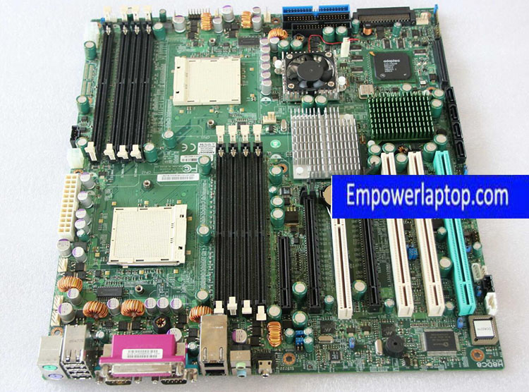 AJINEXTEK AXT PCI-N804 V2.2 industriell moderkort