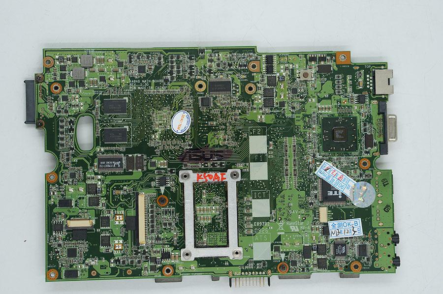 carte mere ordinateur portable Asus K50AF motherboard