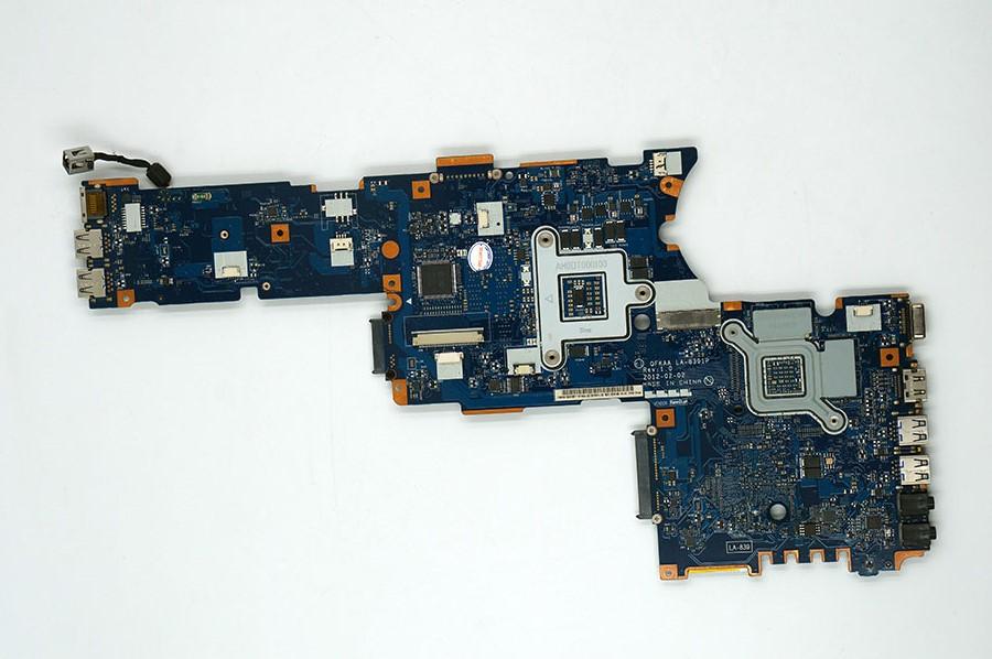 Toshiba oder Satellite P855 K000135810 QFKAA LA-8391P Motherboard