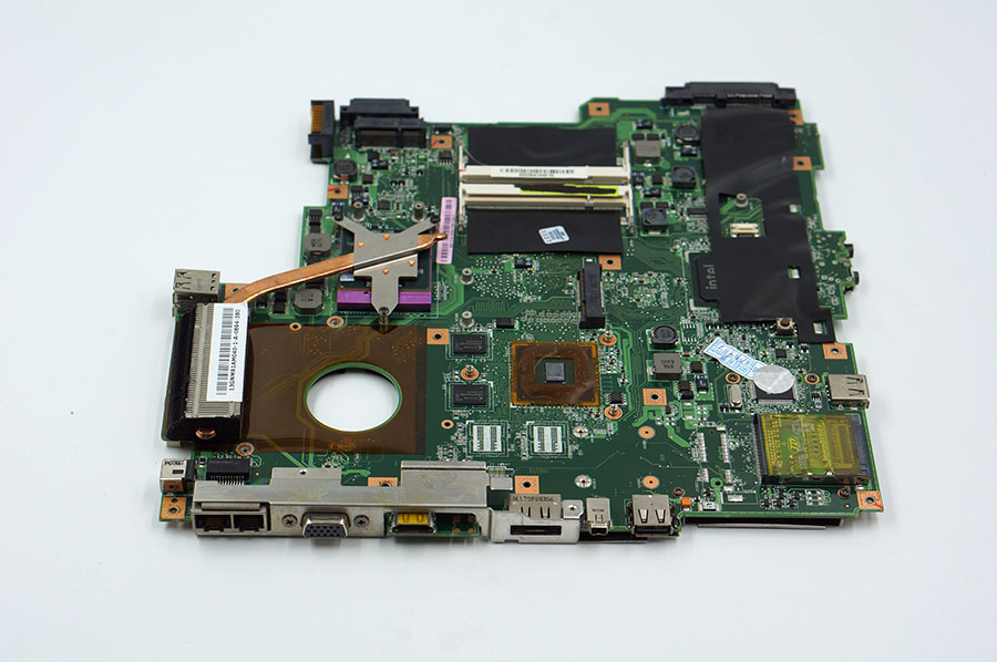 Asus M51TR with Intel T7500 CPU Motherboard