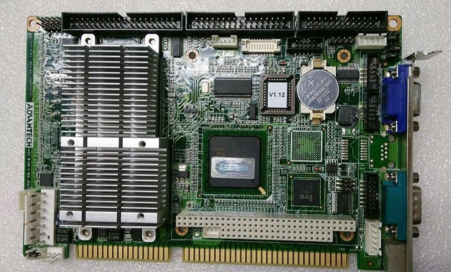 Advantech PCA-6781VE PCA-6781 REV.A1 průmyslové desky