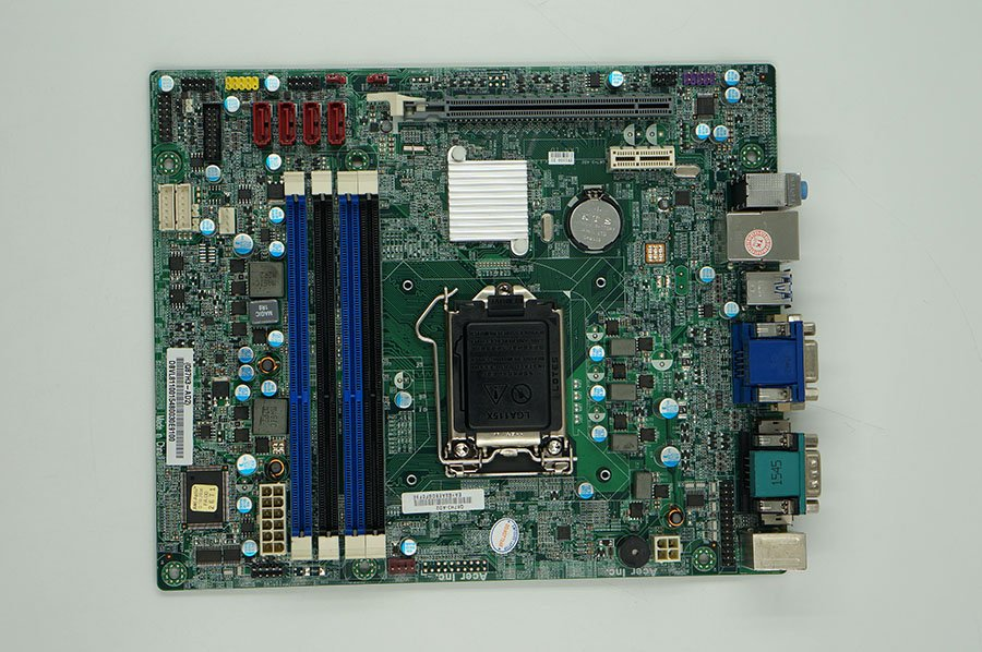 Acer VB630 VB830 Q87H3-AD2 LG1155 moederbord