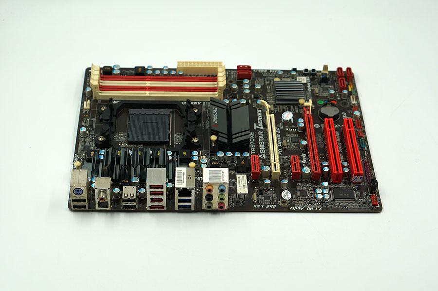 Biostar TA970XE motherboard AM3+