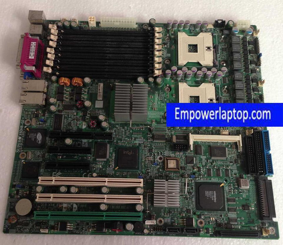 SuperMicro X6DH8-G2+ REV2.0 Integrated 320SCSI Industrail motherboard