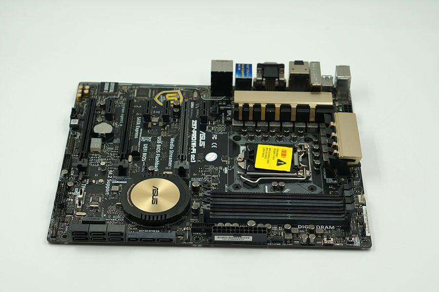 Asus Z97-PRO (Wi-Fi ac) moderkort Z97 LGA1150 ATX